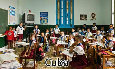Schools around the w