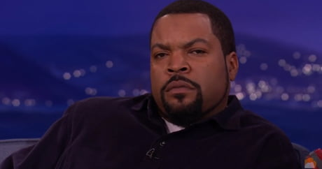 The Faces Of Ice Cube