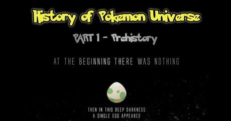 Pokemon History 101