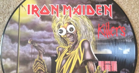 Metal Albums Look Less Scary With Googly Eyes