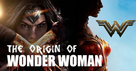 Messages from Wonder Woman Trailer #3 (released on 10th March)