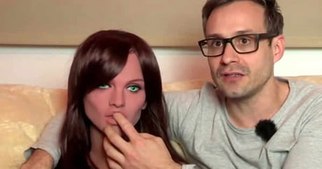 Engineer Designs Sex Robot That Needs To Be Romanced First