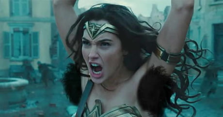 Wonder Woman Trailer Is Epic But All People Talk About Is Her Armpit Hair