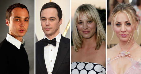 """The Cast Of """"The Big Bang Theory"""" Then And Now"""
