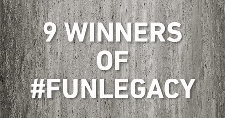 Here are the most-voted gags for #FunLegacy. Can you find your favorite meme?