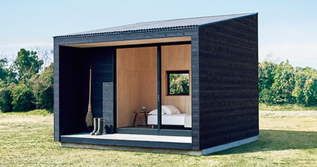 Tiny house by Muji finally goes on sale in Japan.