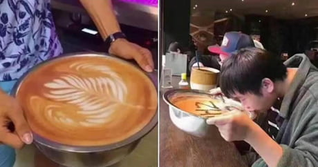 "Starbucks Trolled In China With Ridiculous Containers On ""Bring Your Own Cup"" Day"
