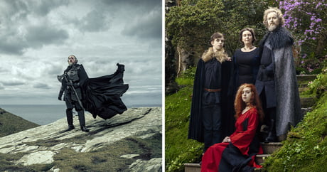 Dad Sets Up Epic ?Game Of Thrones?- Inspired Photo Shoot For His 50th Birthday