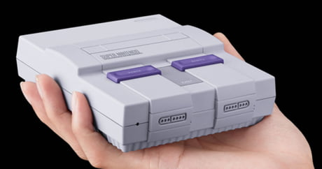 Mini SNES Classic Edition Announced, Brings Back The '90s in more ways than you can imagine