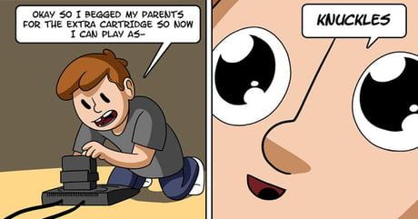 Sega Games Then vs Now