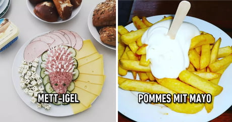 14 German Foods The Rest Of The World Just Doesn't Understand