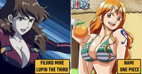 Top 10 Popular Anime Women With The Biggest Boobs
