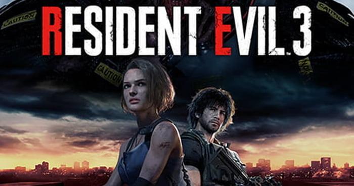 Resident Evil 3 Remake' Art Leaked On PSN Ahead Of Official ...